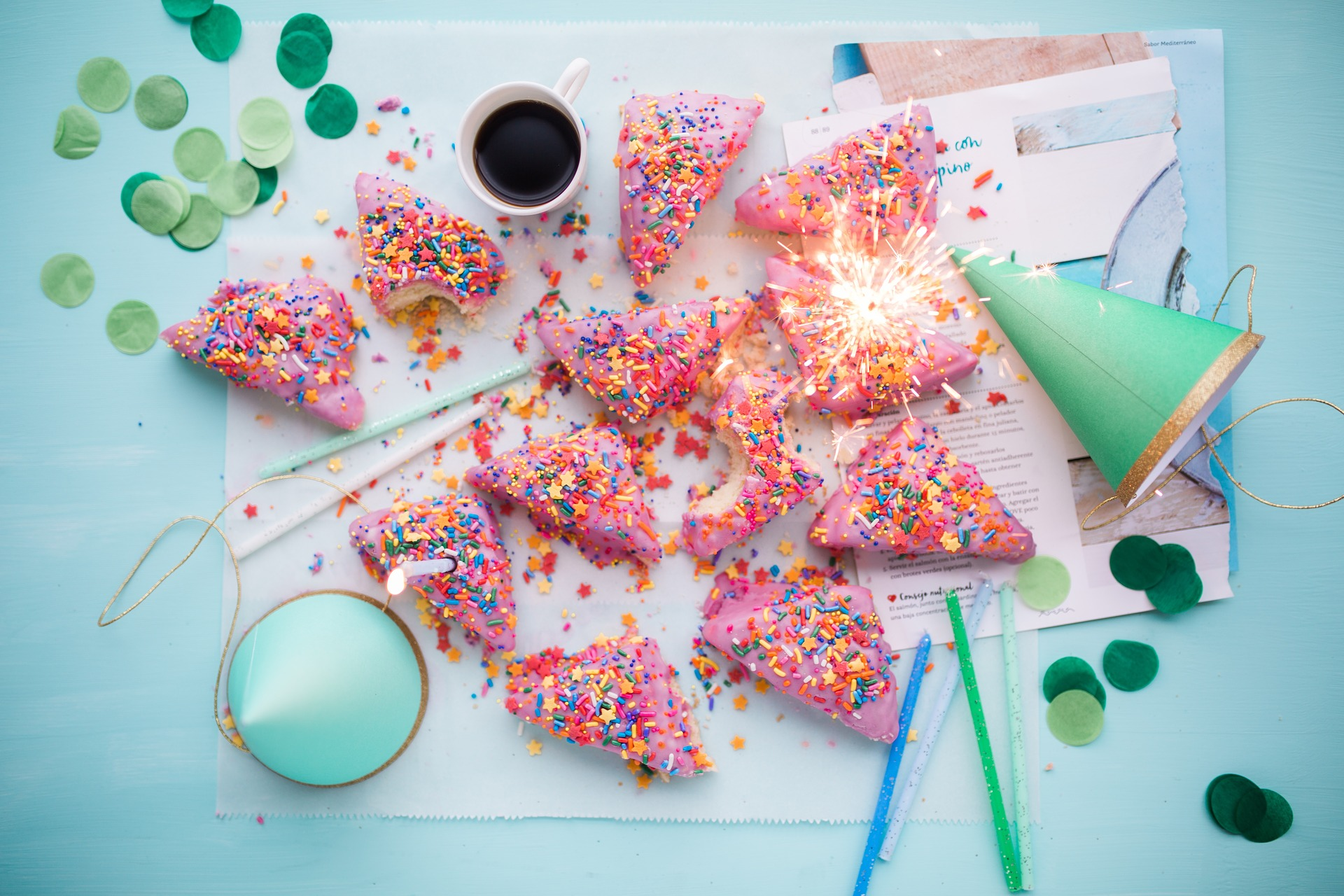 children's birthday party planning