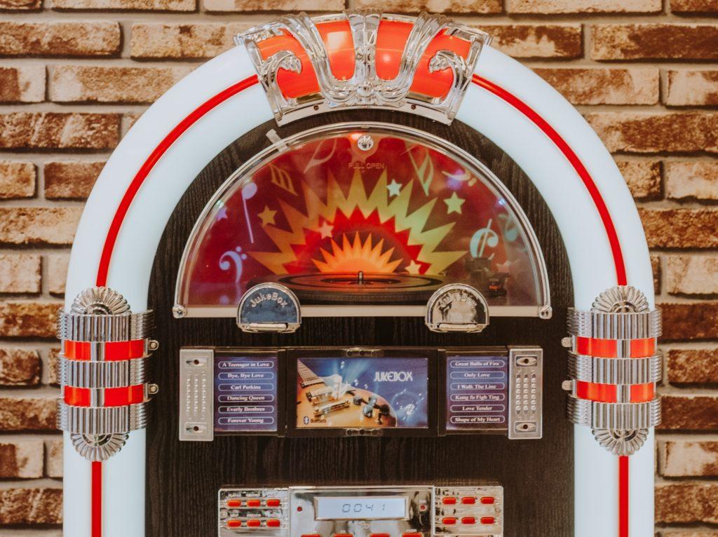 party music jukebox