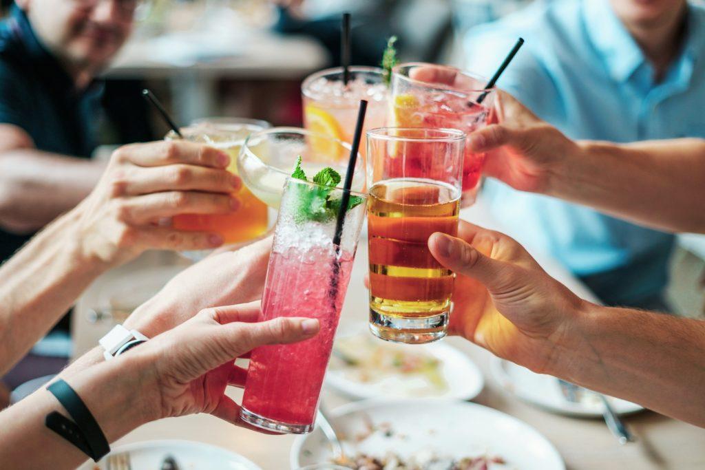 game night drinks
